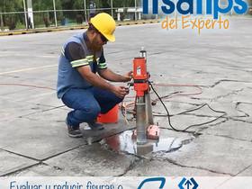 Evaluar y reducir fisuras o grietas en el concreto