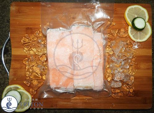 Frozen Salmon Fillet (Portion) (冷凍三文魚片) $/500g