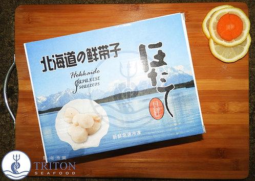 Frozen Hokkaido Scallops (冷凍北海道扇貝) $/pack