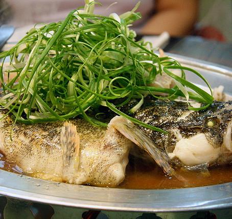 Cantonese Steamed Soon Hock Fish Recipe