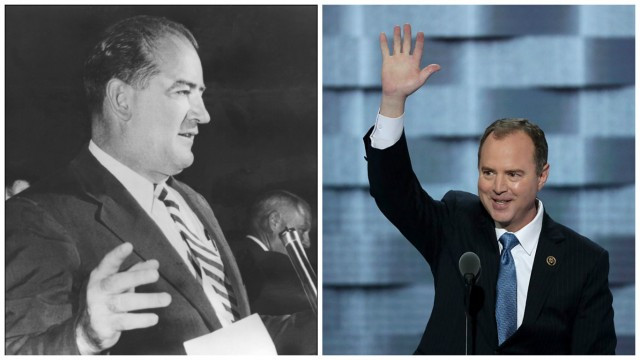 McCarthy/Schiff