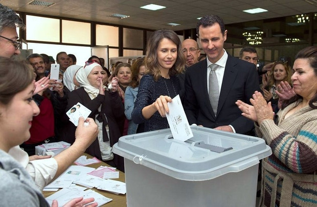 Assad Would Recognize a Referendum on His Rule. Now, What Are the Dangers for Syria?