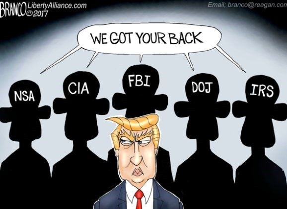 Who Should Rule the US? The CIA or the Elected President? Trump or the Deep State?