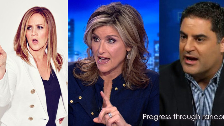 The People vs. Aziz Ansari vs. Samantha Bee vs. Cenk Uygur, Are Any of Them Helping Women?