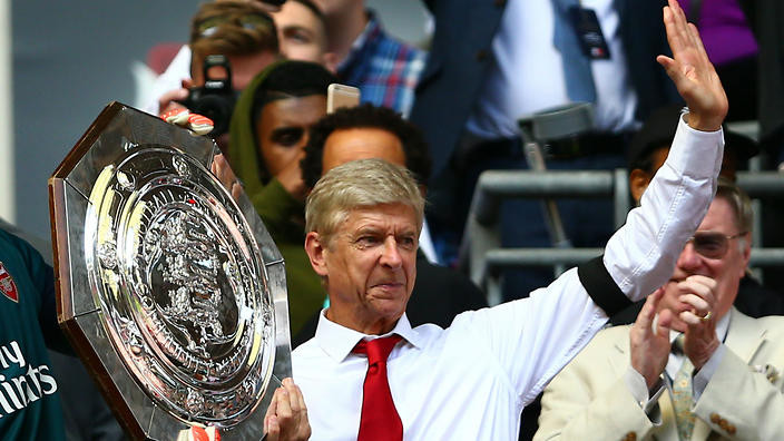 Wenger's Code: Sanchez Stays. Cups Are Greater Than Money.