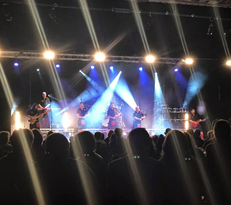 Red Hot Chilli Pipers 2018