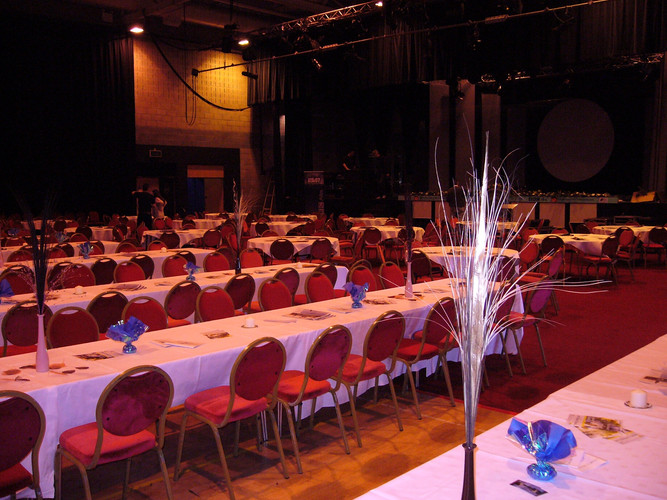 Nevis Centre Event