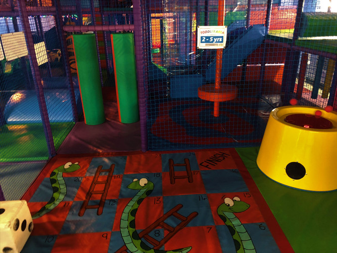 Spectrum Soft Play