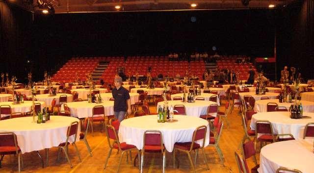 Nevis Centre Main Hall