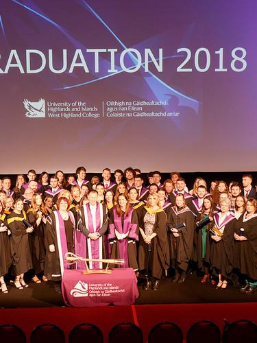 UHI Graduation 2018