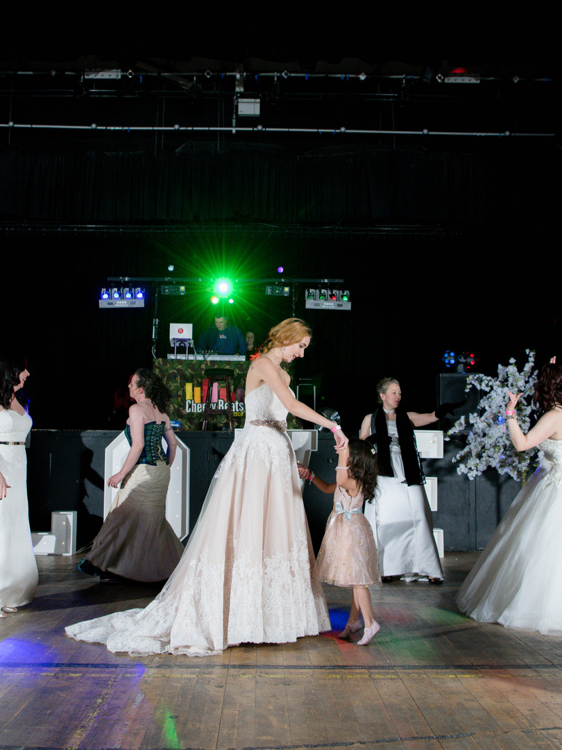 Wedding Dress Charity Ball