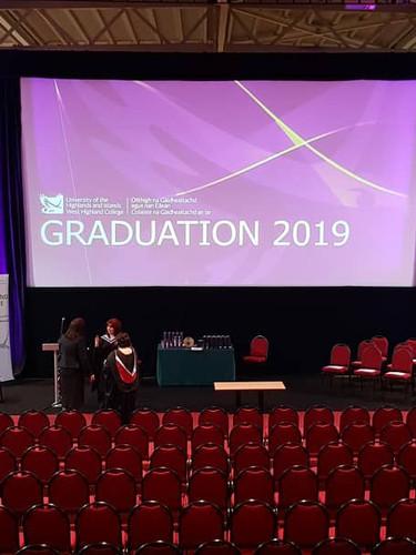 UHI Graduation 2019