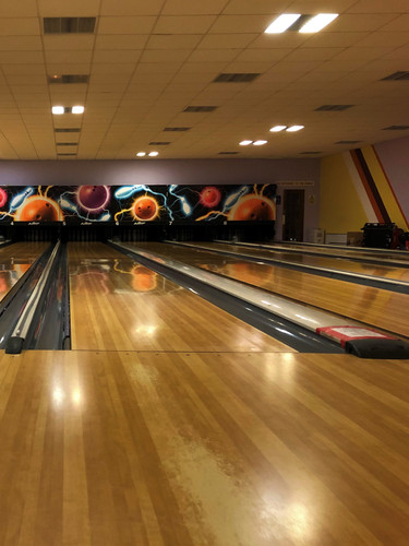 Nevis Centre Bowling Alley