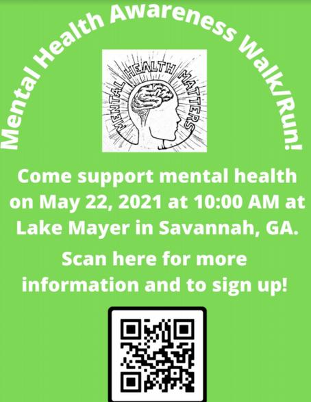 Mental Health Walk