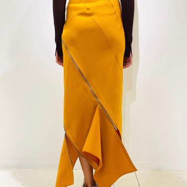 """concept 5 """"TWO-PIECE-OF-CLOTH"""" Spiral Bias Seamed Skirt_03"""