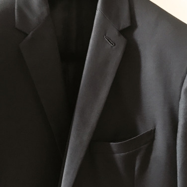 """SLIM FIT"" Notch Lapel"