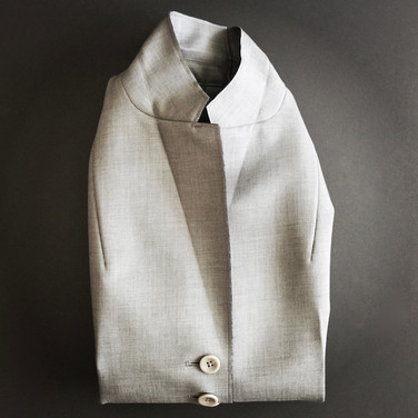 "concept 8 ""ORIGAMI"" Garment-pressed Jacket_01"
