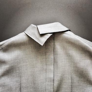 "concept 8 ""ORIGAMI"" Garment-pressed Jacket_05"