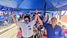 El #PCN Avanza rumbo al triunfo del #28F CHALCHUAPA - SANTA ANA