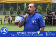 Entrega de Fertilizante 2020 🌽🌽🌽 con el objetivo de garantizar la Seguridad Alimentaria.