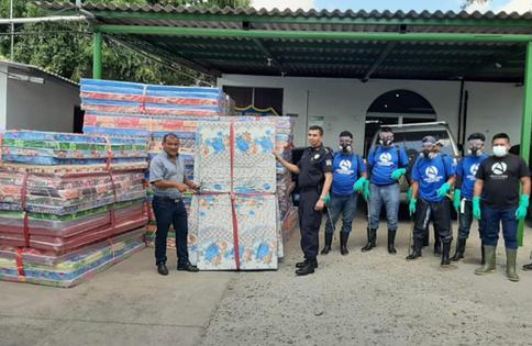 Donaciones por parte de la alcaldía municipal de PCN [Ahuachapán]