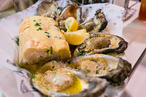 New Orleans Char-Grilled Oysters with Le