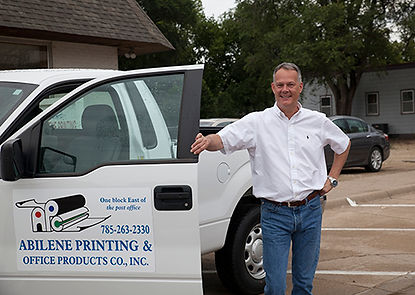 Abilene  Kansas Printing and Office Supplies.  Abilene, Kansas for all your printing and office supply needs. Abilens KS Printing and Office Supplies