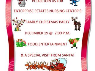 Christmas Invitation 2018