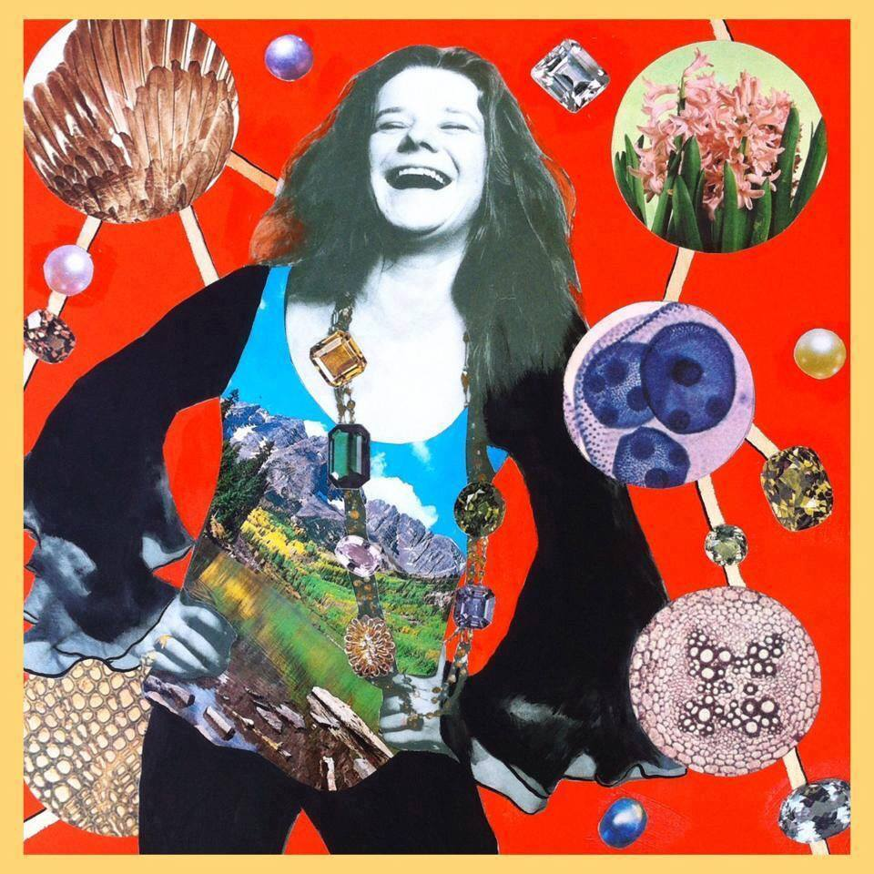 Diamonds with Pearl - Janis