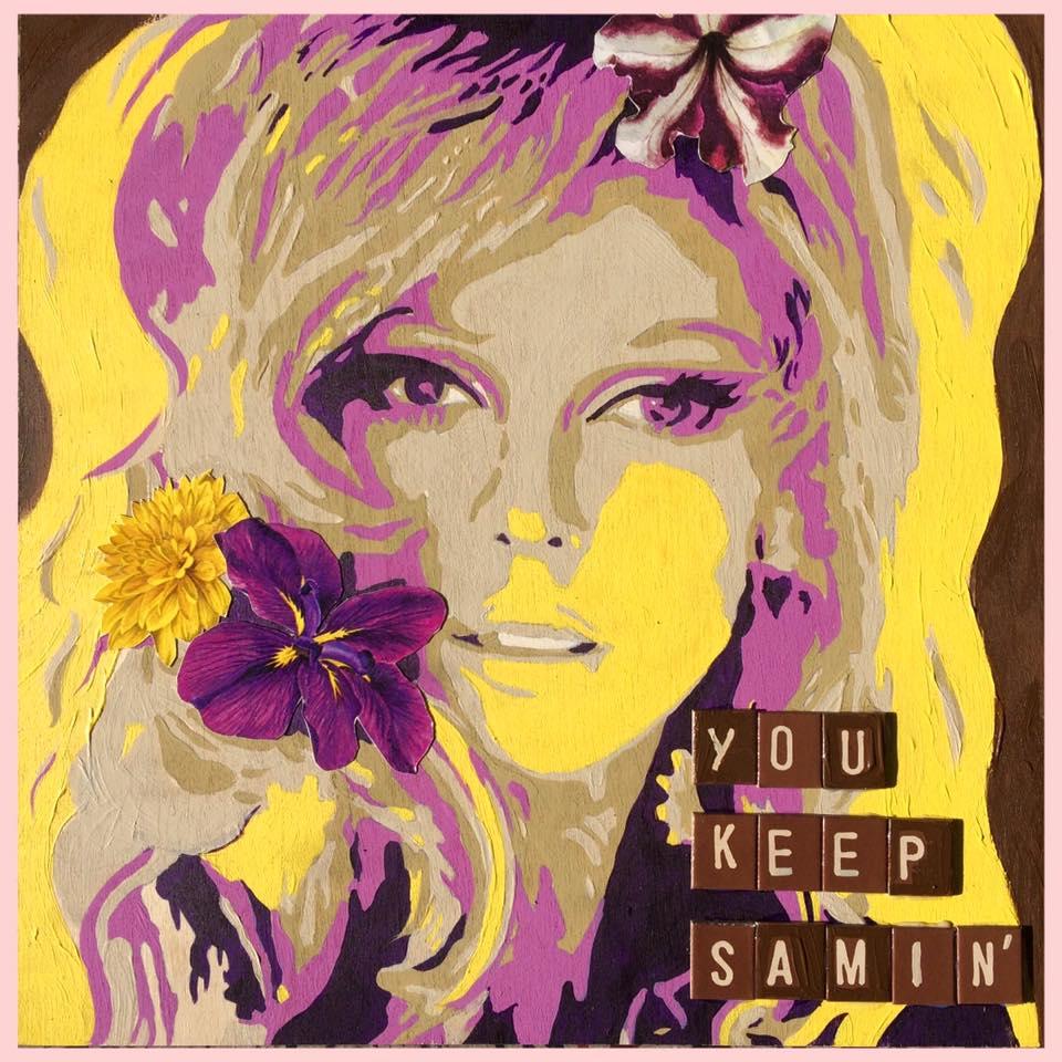 You Keep Samin'