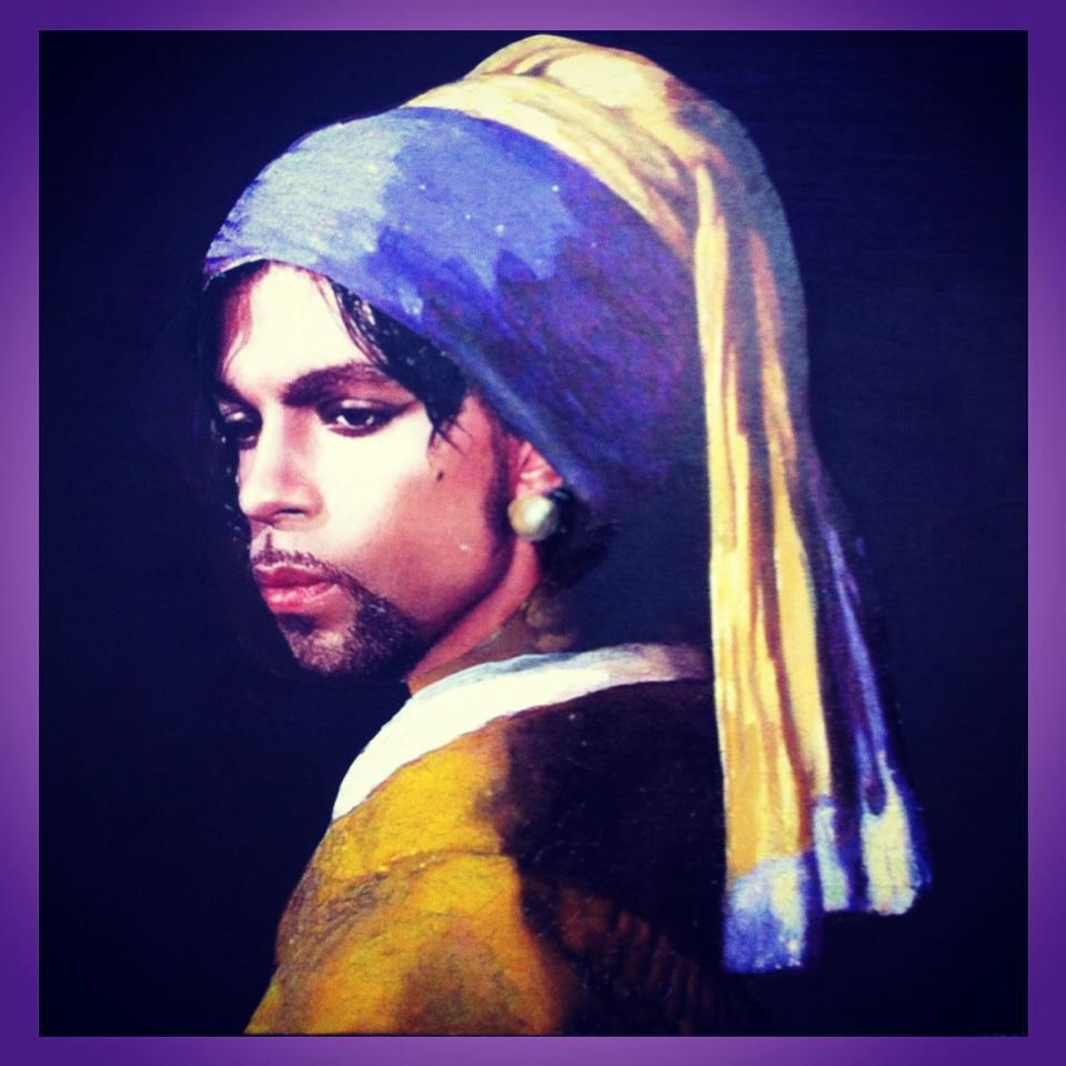 Boy with the Pearl Earring II