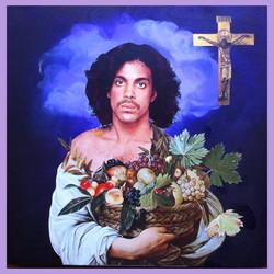 Prince does Caravaggio