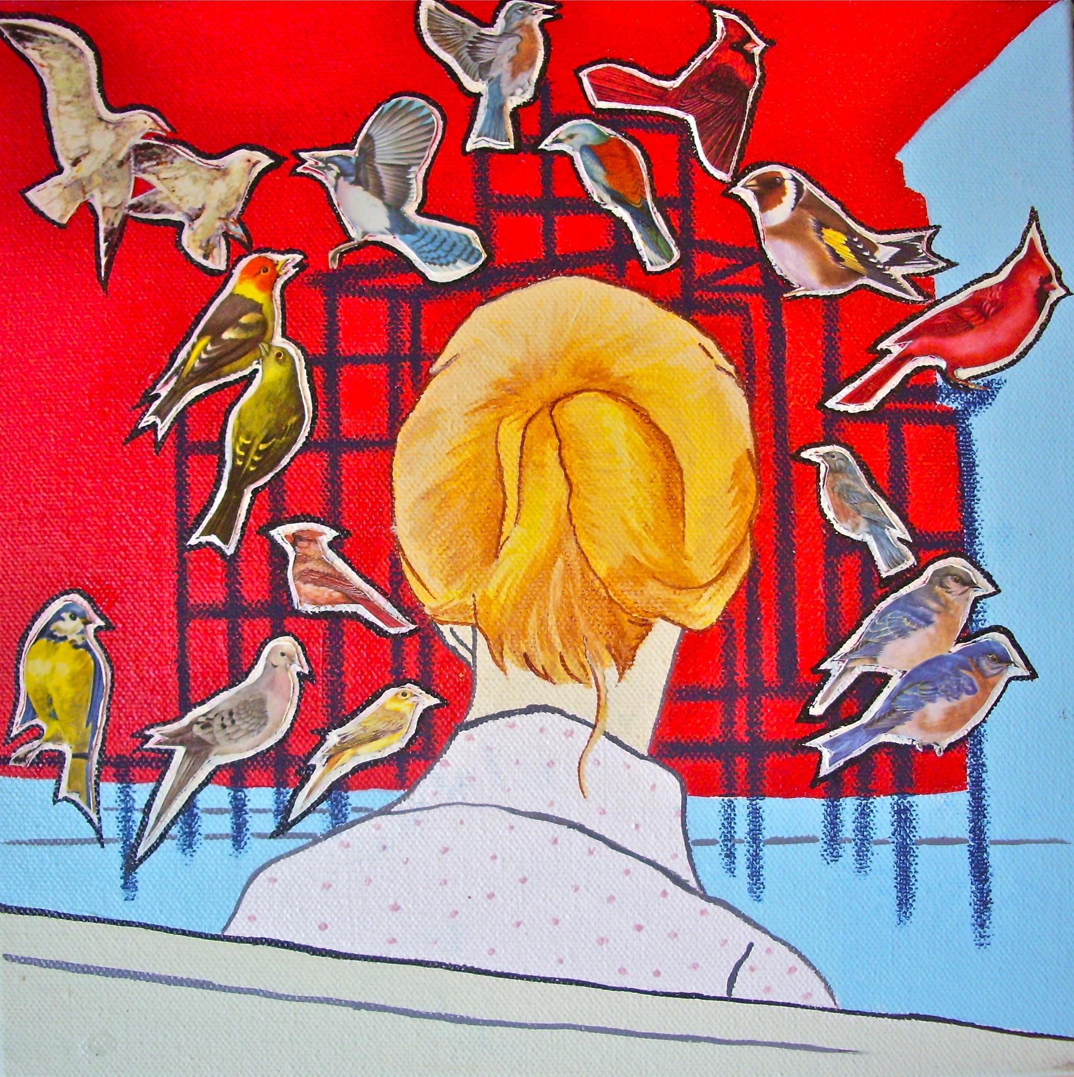Tipi Hates Birds
