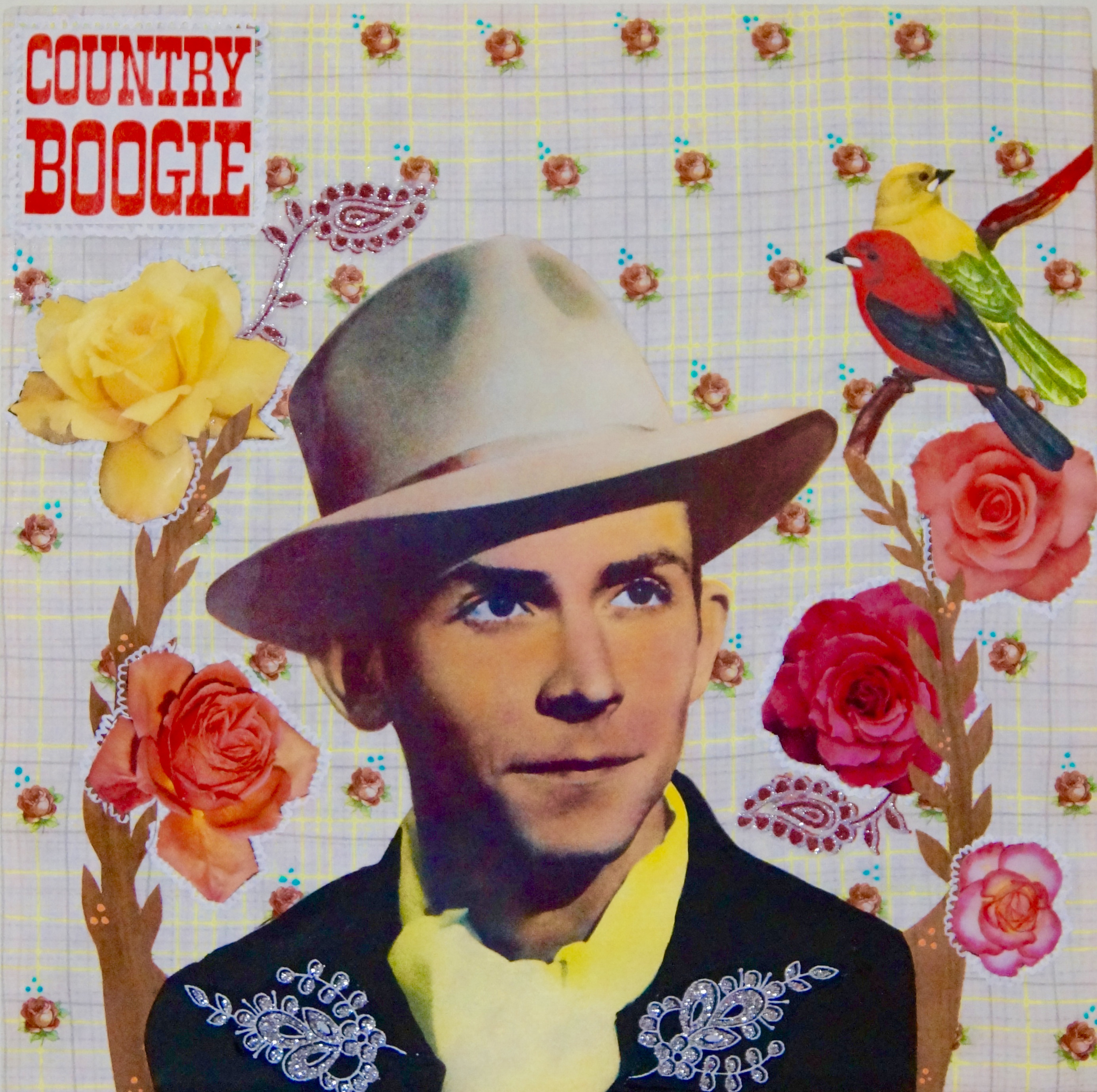 Hank Snr - Country Boogie