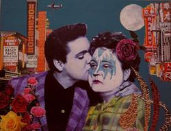"Elvis said ""kiss your momma"""