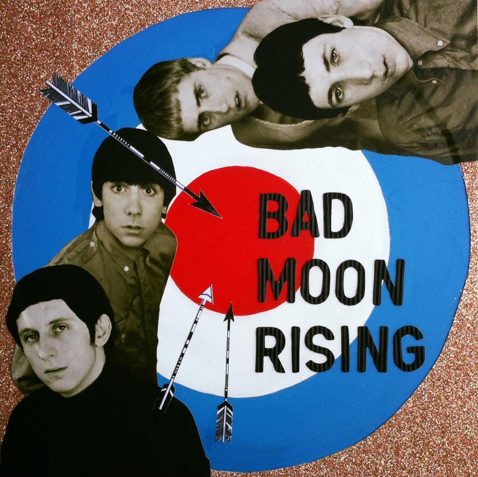 Bad Keith Moon Rising