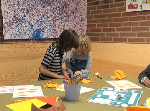 Building origami