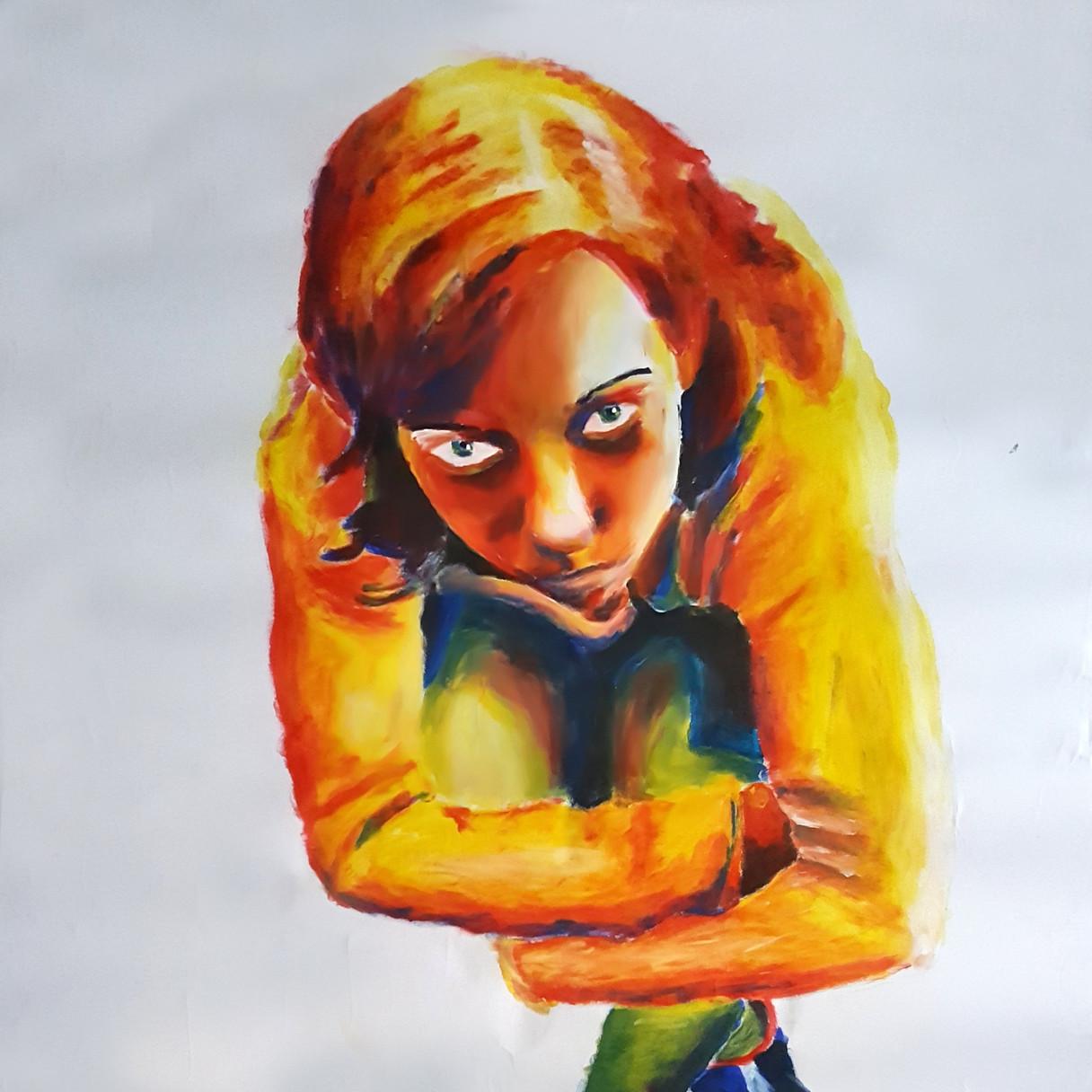 Self Portrait VIII