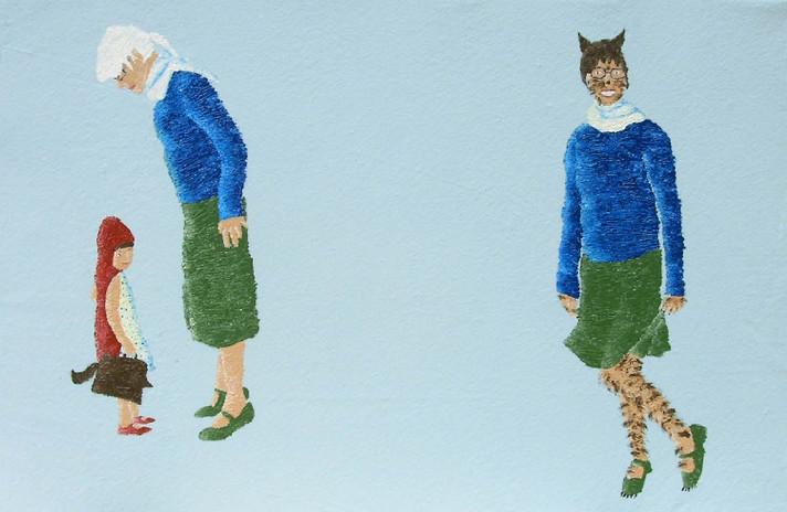 Fashion Wolf I