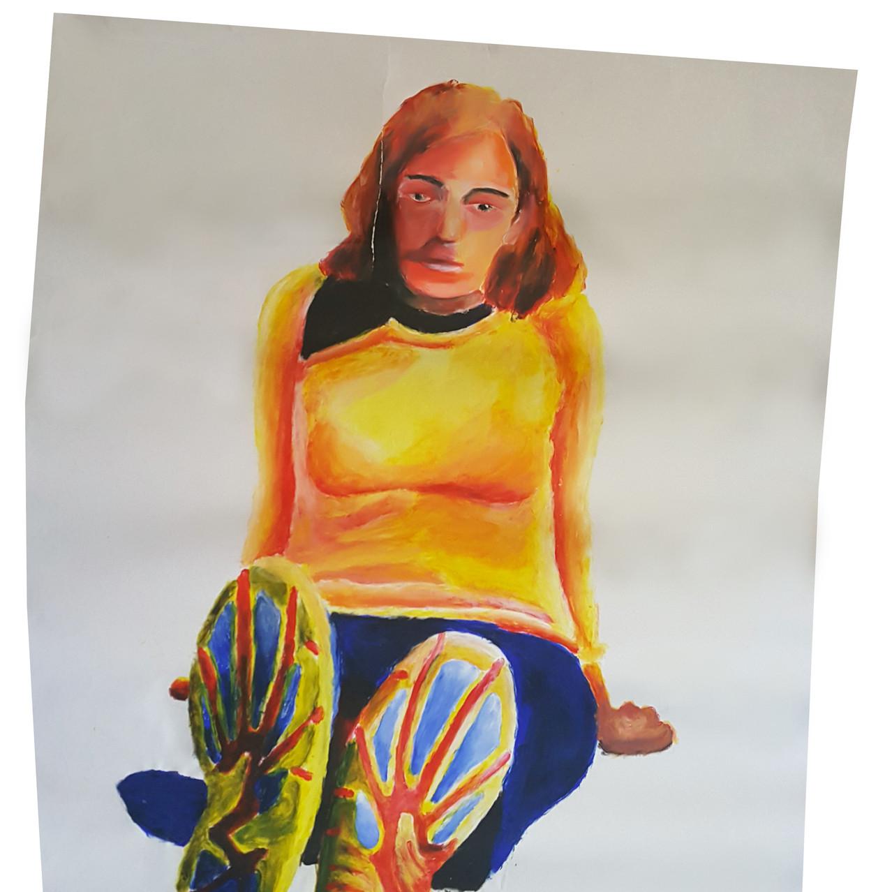 Self Portrait VII