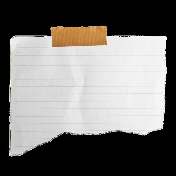 —Pngtree—note sticky note blank page_580