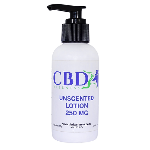 Unscented Lotion 250mg