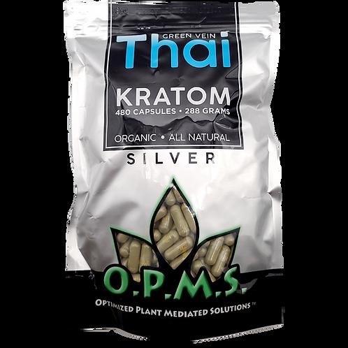 Thai Kratom Capsules (Green Vein)