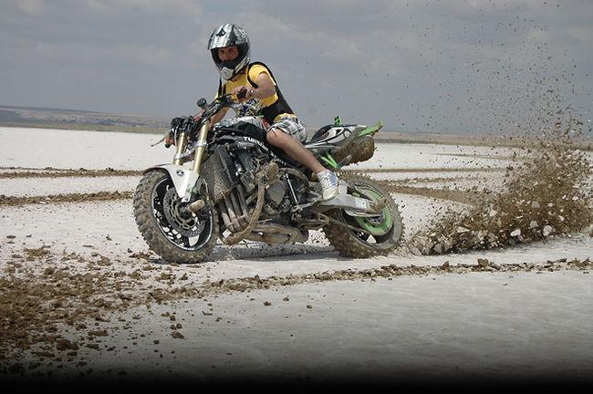 cengiz coşkun stunt rider
