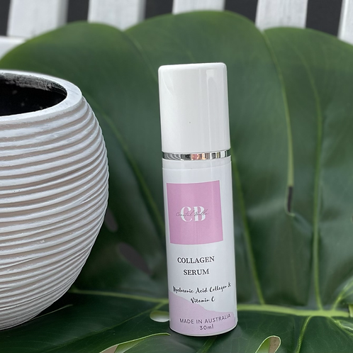 Collagen Serum With hyaluronic and vitamin C