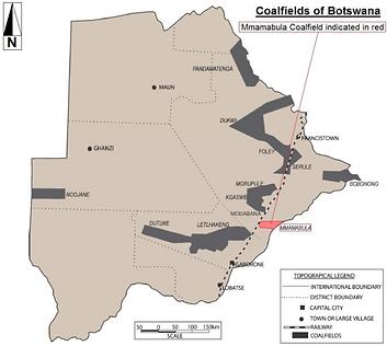 Botswana coal