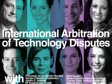 International Arbitration Technology Disputes