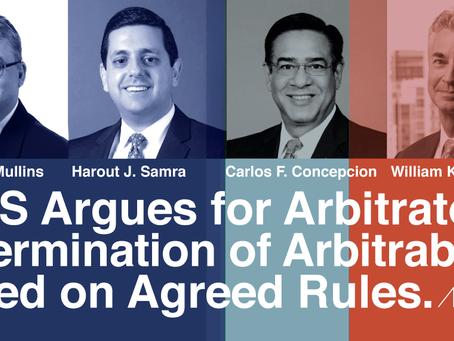 MIAS files Amicus Brief on Arbitrability with Florida Supreme Court