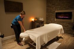 Massage Stone Room