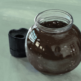 glass-jar-life-painting-study